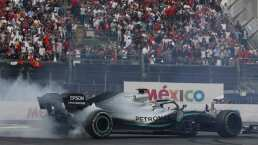 El GP de México se mantiene para correr en noviembre