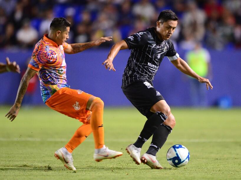 Con gol de Jiménez, Celaya cae en casa por la mínima en la ida de la semifinal del Ascenso MX.