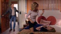 """""""¡Me quiere matar!"""": Maty y Andrea pelean por dinero"""