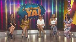 CUÉNTAMELO YA!: Programa completo del Lunes 13 de agosto