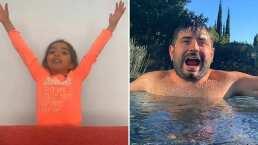 Aitana y José Eduardo forman la mancuerna perfecta para hacer reír en TikTok