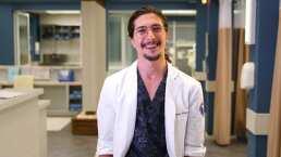 Federico Ayos recuerda con Médicos Línea de Vida cuando estuvo a punto de perder la vida