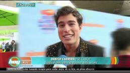 ¿Danilo Carrera es un hombre casado?