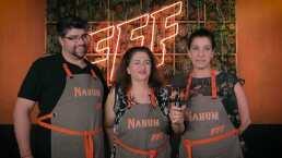 Los Nahum se consideran rivales fuertes dentro de la competencia de Familias Frente al Fuego