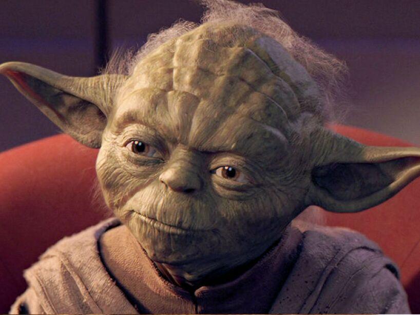 Yoda: La saga de Star Wars no sería la misma sin este maestro y sensei de una generación de jedis que busca la justicia fuera de la Tierra.