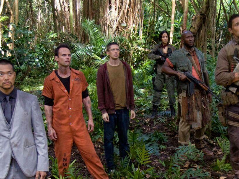 En Predators (2010) interpretó a Cuchillo, actuando junto a Adrien Brody, Laurence Fishburne y Derek Mears.