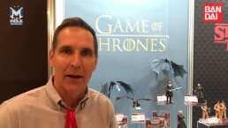 Checa los detalles de las increíbles figuras de Game of Thrones y Stranger Things