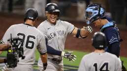 Con Grand Slam de Stanton, Yankees aplasta a Rays