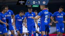 Cruz Azul se sacude a Pumas, gana 0-1 y llega a ocho triunfos al hilo