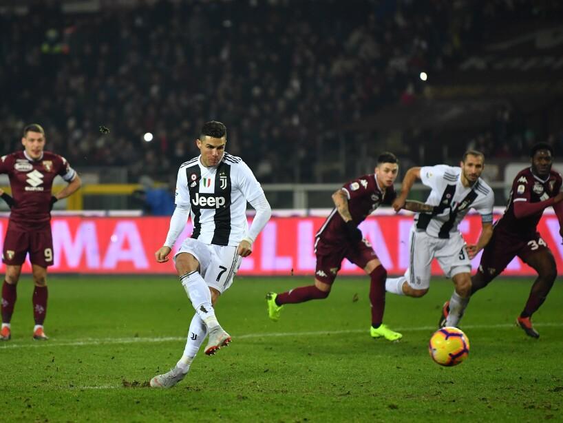 Torino FC v Juventus - Serie A