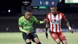 FC Juárez 1-0 Necaxa | Eryc Castillo la da la victoria a Bravos