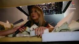 Geraldine Bazán se divierte a lo grande en 'Al final... Todo queda en familia'