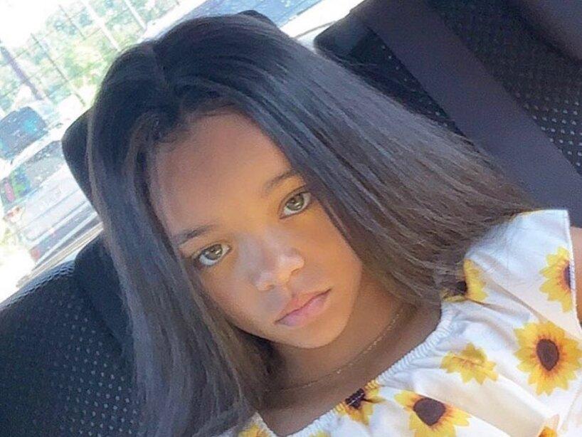 'Hija perdida' de Rihanna sorprende a Internet