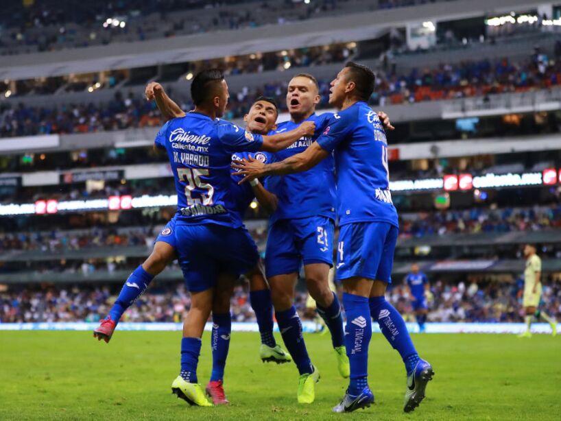 Cruz Azul v America - Torneo Apertura 2019 Liga MX