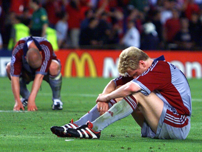 SPAIN UEFA CHAMPIONS SOCCER
