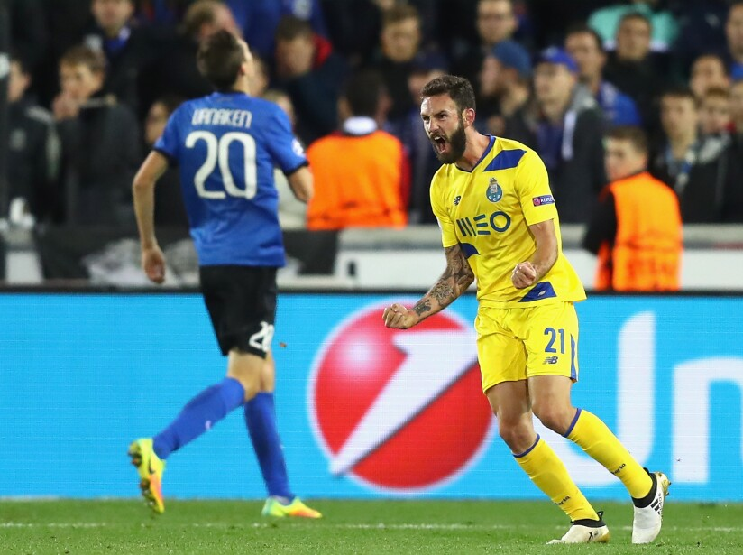 Club Brugge KV v FC Porto - UEFA Champions League