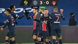 Pochettino debuta en el PSG con goleada
