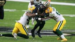 Saints y Packers, una batalla campal por la cima de la Nacional