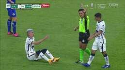 ¡Otra lesión! Pumas tiene que hacer un cambio por Johan Vásquez