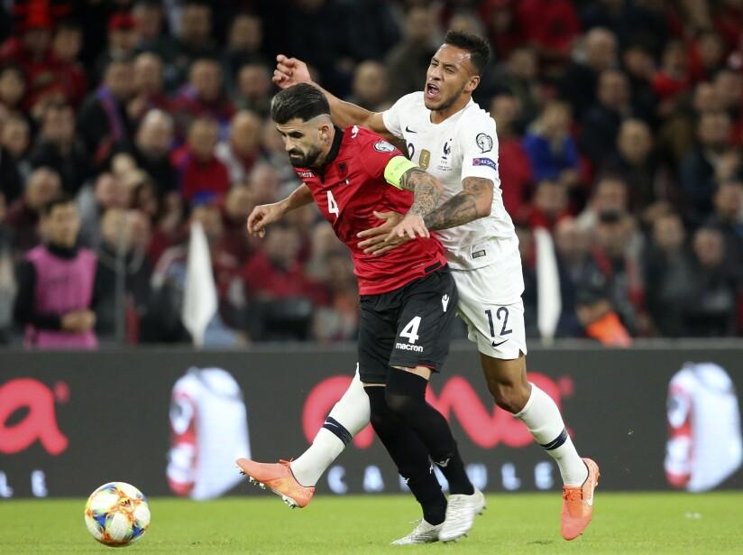 Albania France Euro 2020 Soccer