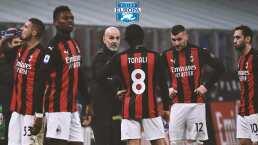 """DT del Milan es precavido con el liderato: """"Hay 7 equipos fuertes"""""""
