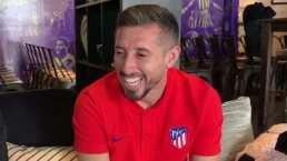 'HH' se confiesa: Su ídolo, el 'Tri', el Atlético y ¿un futuro en la MLS?