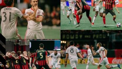 Con goles de Nicolas Benezet al 14 y Nick DeLeon al 78, el Toronto FC remonta y llega a la MLS Cup donde se enfrentarán al Seattle Sounders.