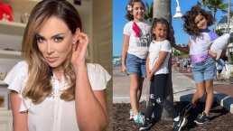 Jacky Bracamontes sorprende a su hija mayor con una celebración de cumpleaños digna de una princesa
