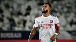 Lyon bajó el precio de Memphis para que lo fichara el Barça
