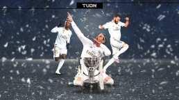 Camino a la segunda Liga de Zidane con el Real Madrid