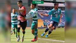 León golea al Necaxa rumbo al Apertura 2020