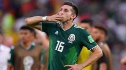 ¿Podrá Héctor Herrera retomar la titularidad del Tri?