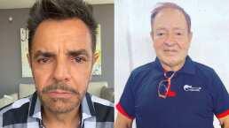 Eugenio Derbez da la cara y explica que ha estado ayudando a la familia de Sammy
