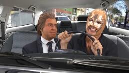 Karaoke Carpool con 'El Escorpión drogado'
