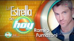 La Estrella De Hoy: Ramiro Fumazoni