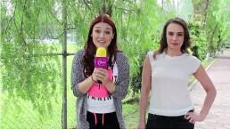 ¡Brisa Carrillo entrevista a Dobrina Cristeva, una mujer golpeada!