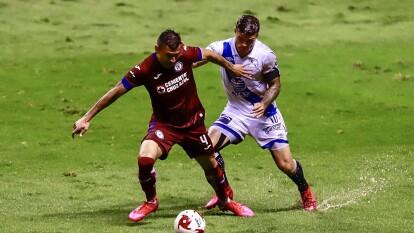 Puebla le regaló el empate al Cruz Azul en el Cuauhtémoc | Los cementeros extrañaron al 'Cabecita' y empataron por la mínima en la J2 del Guard1anes 2020 de la Liga BBVA MX.