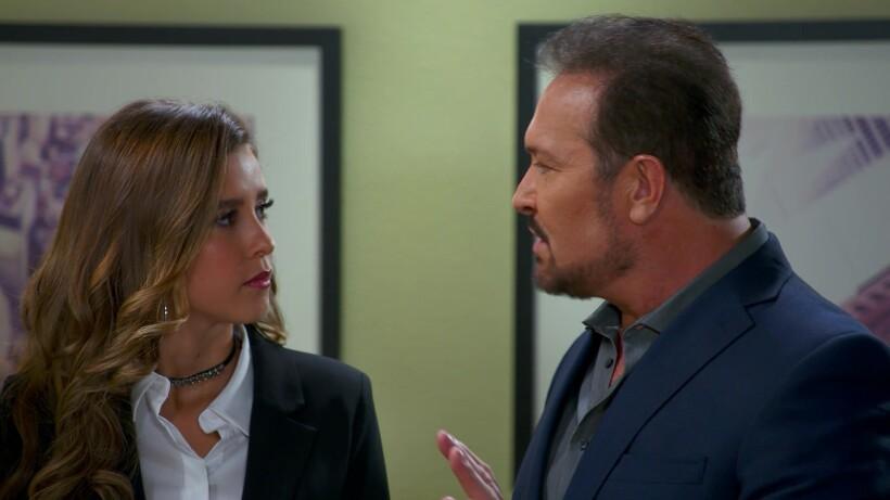 Braulio conoce a Victoria
