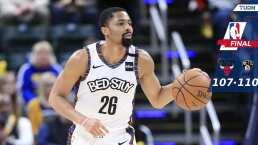 Nets prolonga la mala racha de Bulls