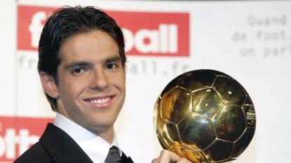 Felices 38 años al mítico centrocampista brasileño Ricardo Kaká.
