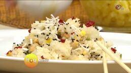 Cocina: Arroz Thai