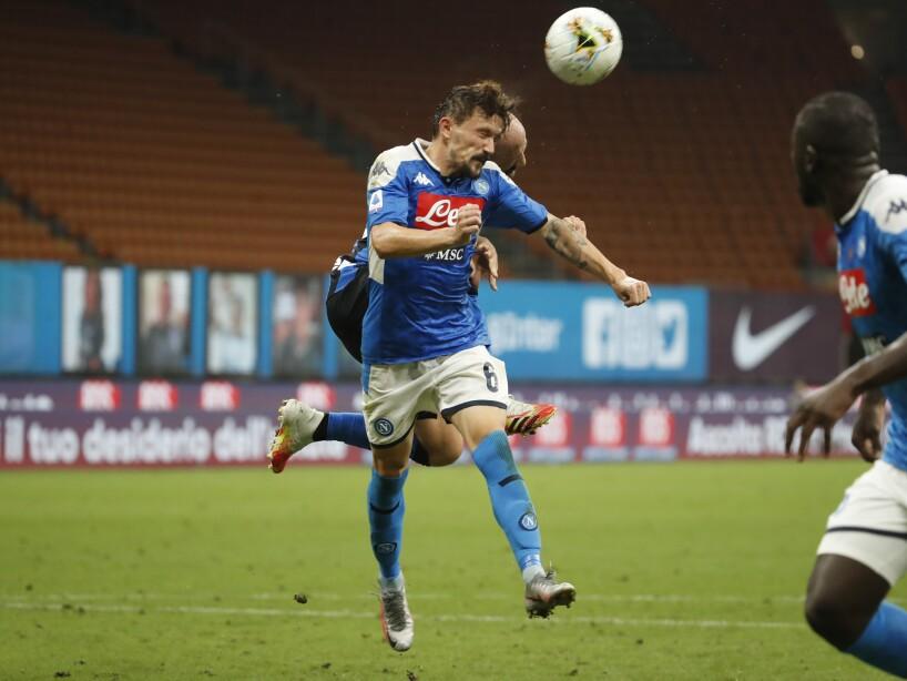Italy Soccer Serie A