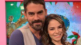 Iván Arana debuta en las telenovelas como pareja de Alejandra Robles Gil en 'Imperio de Mentiras'
