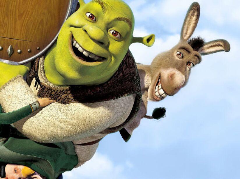 'Shrek 2' recaudó $919 millones de dólares.