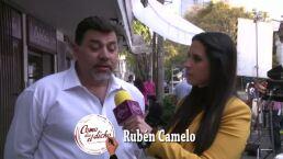 ENTREVISTA: Rubén Camelo regresa a un dicho muy emotivo