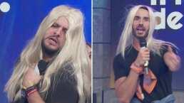 Paul Stanley y Pedro Prieto se transforman en unas atractivas rubias