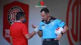 Tests a árbitros y alternativas si hay positivos en Copa GNP