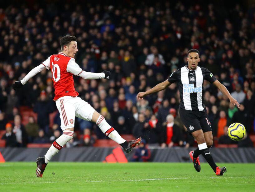 Arsenal FC v Newcastle United - Premier League