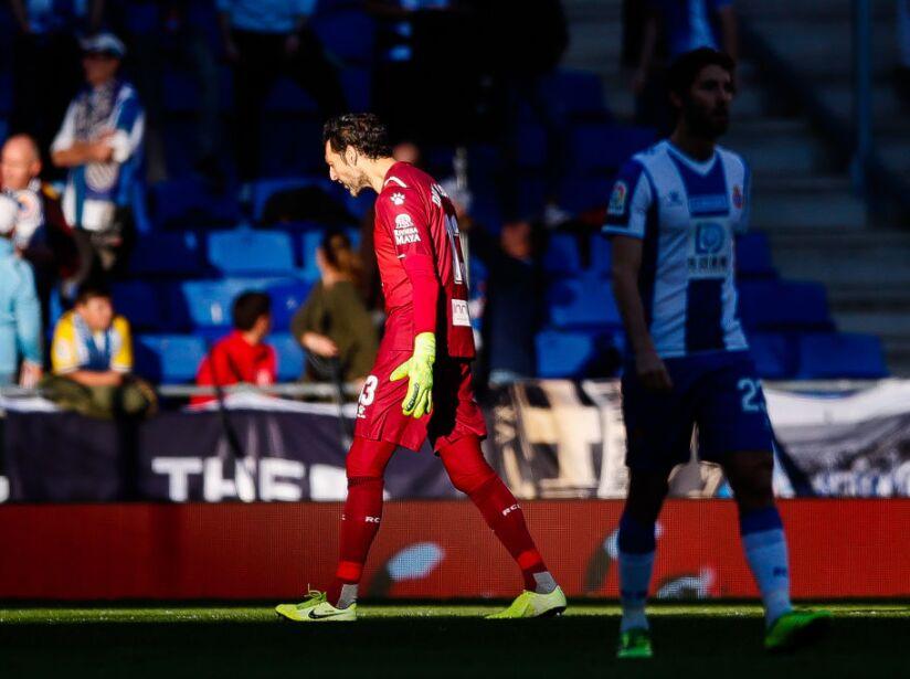 RCD Espanyol v Real Betis Balompie - La Liga