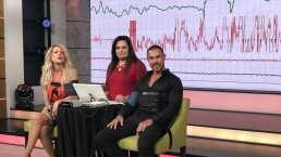 Detector de mentiras: Lorena Herrera y Roberto Assad se defienden de la supuesta agresión a un camarógrafo